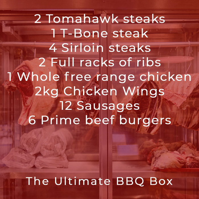The Ultimate BBQ Box from Ruby & White {}