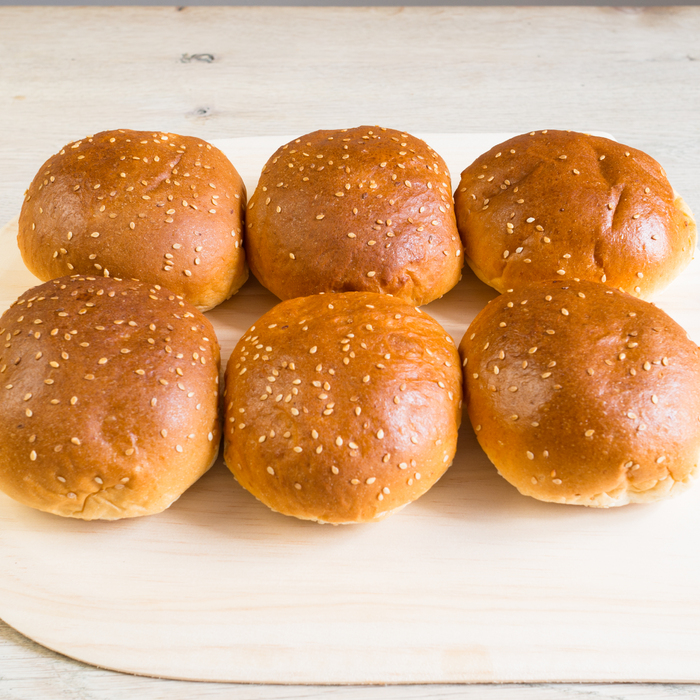 Hobbs House Bakery Ultimate Burger Buns  from Ruby & White {}
